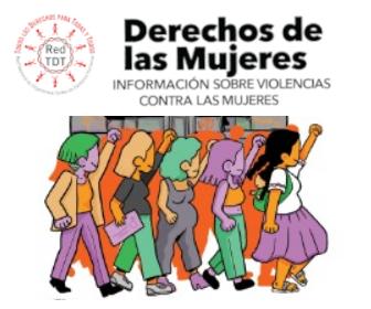 Micrositio de la Red TDT sobre temas relacionados con los derechos de las mujeres