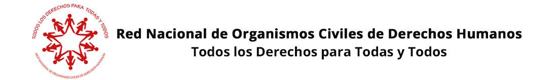 Red nacional de organismos civiles de derechos humanos