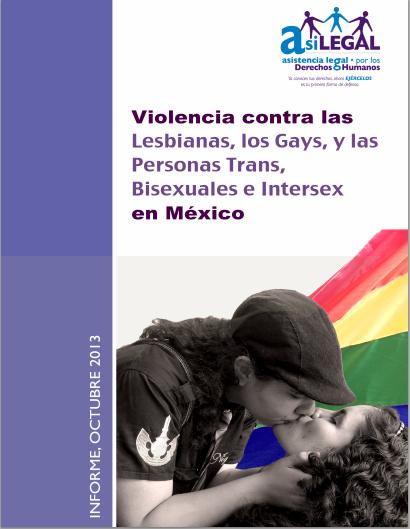 Violencia contra LGBTTTI