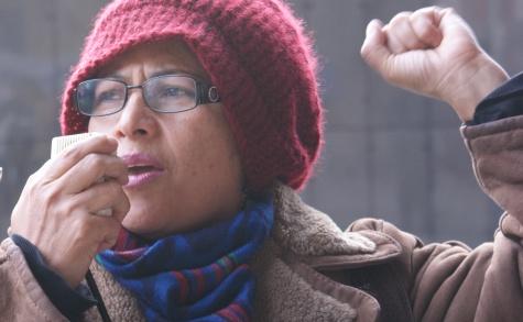 OSC manifiestan preocupación por situación legal de la defensora Bettina Cruz