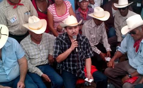 Mario Luna, vocero de la Tribu Yaqui, detenido