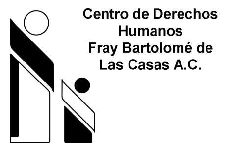Justicia por Ayotzinapa:Abejas de Acteal y jóvenes de la parroquia de Chenalhó