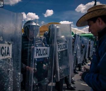 Las Detenciones arbitrarias en el Distrito Federal son una política sistemática de represión