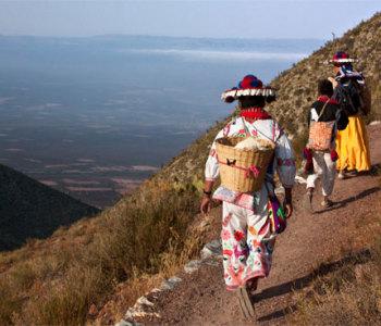 Agentes de la fiscalía estatal de Durango y caciques secuestran autoridades wixaritari
