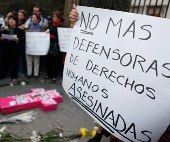 Diagnóstico sobre la Violencia Contra las Mujeres Defensoras de Derechos Humanos en la República Mexicana en el ámbito de su activismo social.