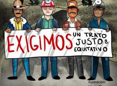 Ejido La Sierrita obtiene importante resolución en juicio ante minera canadiense