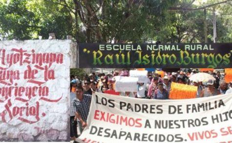 OSC exigimos continúe investigación sobre Caso Ayotzinapa y búsqueda de normalistas desaparecidos