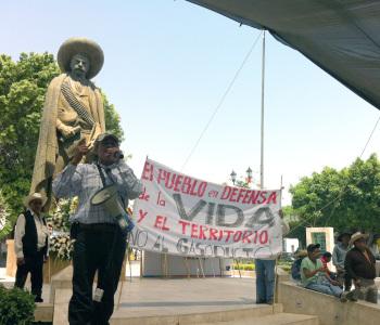 Despojo de tierras en el Municipio de San Jerónimo Tecuanipan, Puebla, por el Proyecto Integral Morelos