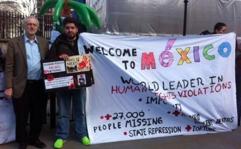 Carta abierta a David Cameron, Primer Ministro del Reino Unido sobre crisis de DDHH en México en el marco del año dual