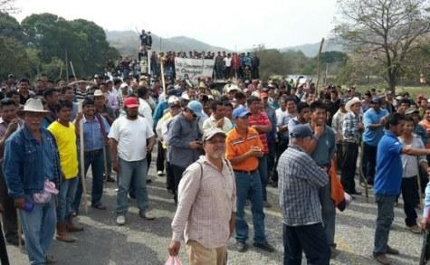 La Red TDT teme por la seguridad de los comuneros Zoques de Santa María Chimalapa y la zona Oriente de San Miguel Chimalapa.