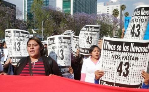 Presenta el GIEI informe sobre su primera visita a México para la investigación y asesoría sobre el caso Ayotzinapa