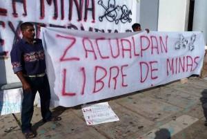 La Misión Internacional y Nacional de Observación de Zacualpan denuncia bloqueo