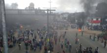 AU: Sociedad Civil de Oaxaca emite Alerta Humanitaria por ataque armado del Estado a la población civil