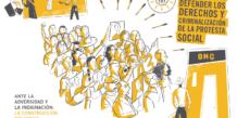 Cuaderno defensa de derechos y criminalización de la protesta social