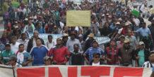 Iglesias y organizaciones sociales en solidaridad con el movimiento magisterial y popular en México y contra la represión como forma de gobierno
