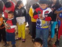 Oaxaca   Niños desplazados son acompañados para regresar a Nochixtlán