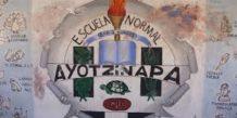 Padres Ayotzinapa   Libertad para defender la educación pública.