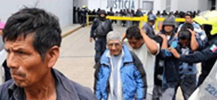 Organizaciones de Oaxaca logran resolución de la ONU en favor de 25 detenidos