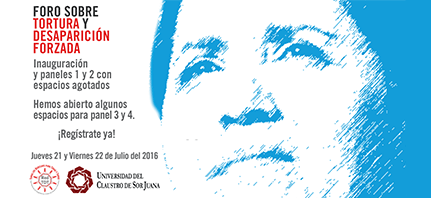 Videos | Foro Internacional sobre Tortura y Desaparición Forzada y cometida por particulares