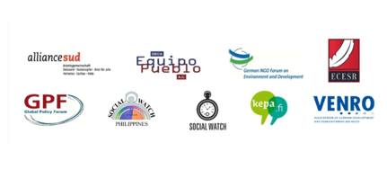 Comunicado de prensa informes de coaliciones OSC nacionales sobre Agenda 2030