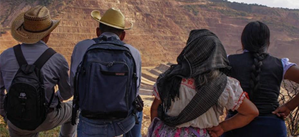 """Informe de organizaciones """"México: Empresas y Derechos Humanos"""" para la visita oficial del Grupo de Trabajo sobre Empresas y DDHH a México"""