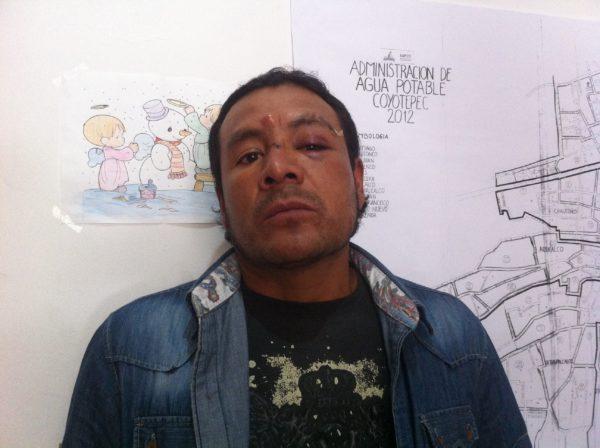 Acción Urgente | Agresiones físicas contra personas defensoras del #Agua de #Coyotepec