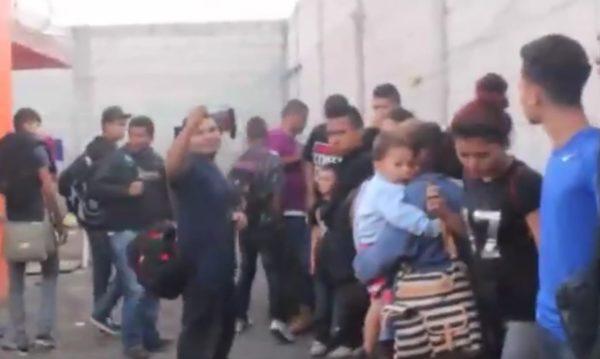 Acción Urgente | IDH Ignacio Ellacuría | Piden atención integral a migrantes centroamericanos en riesgo