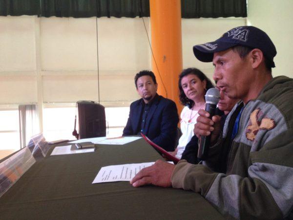 La desaparición forzada práctica cotidiana en México
