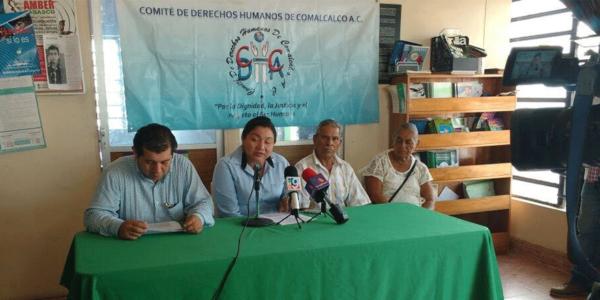 CDH Comalcalco | Sobre el feminicidio de Elizabeth Alcudia Fuentes