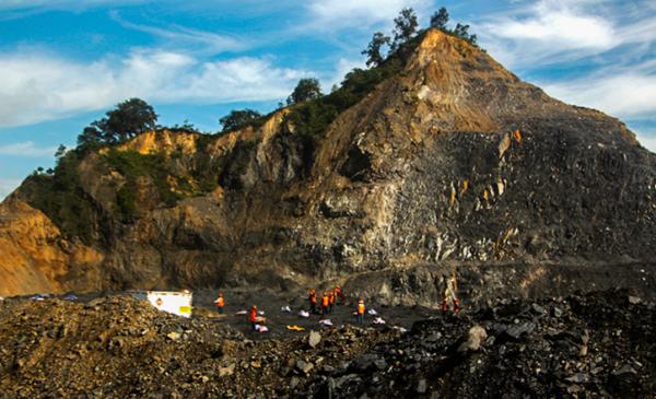 Pronunciamiento de Jalamelco contra la minera Autlán