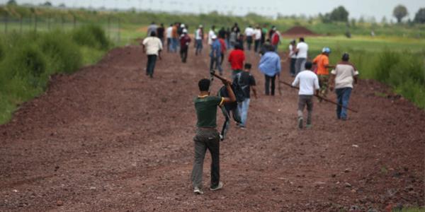 ACCIÓN URGENTE | Grupo armado dispara contra ejidatarios de Atenco