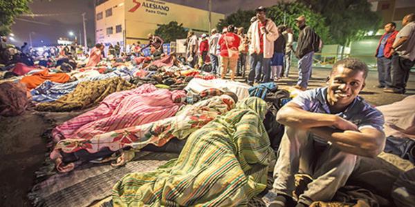 Comisión Ciudadana de DDHH del Noroeste | Sobre crisis migratoria en ciudades fronterizas