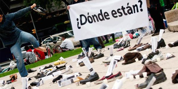 Red TDT señala la responsabilidad histórica del Estado en la Desaparición de personas en México