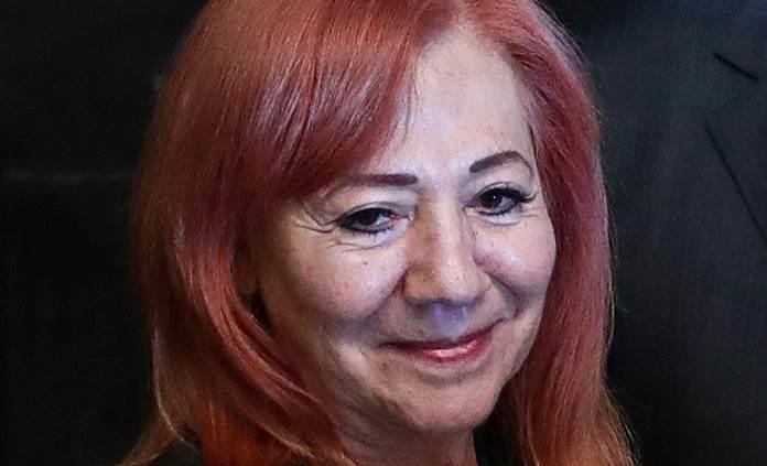 Rosario Piedra, ombudsperson que tomó posesión legal ayer